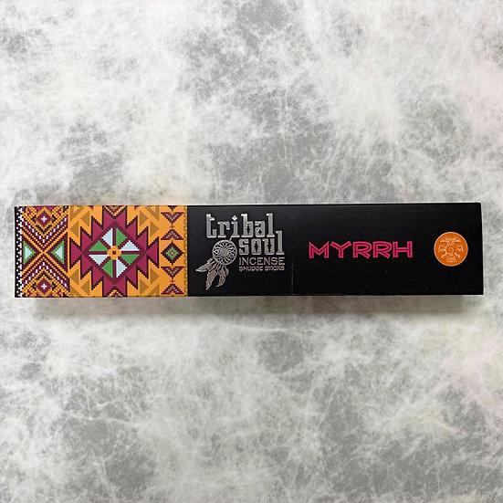 Myrrh Incense 沒藥線香