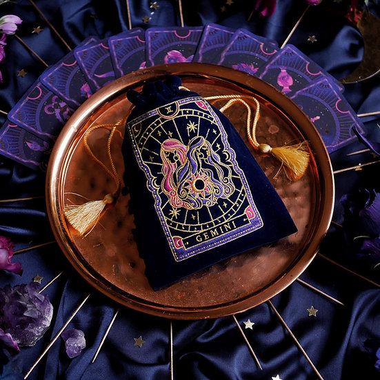 Zodiac Tarot Pouch 星座塔羅袋