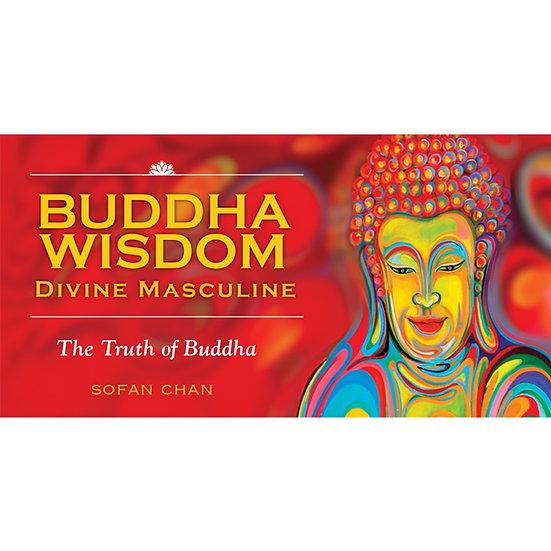 Buddha Wisdom Divine Masculine Mini Deck 迷你神諭牌