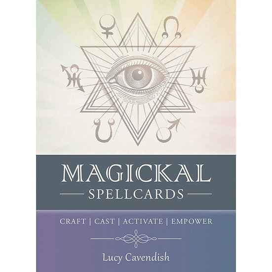 Magickal Spell Cards 神諭牌