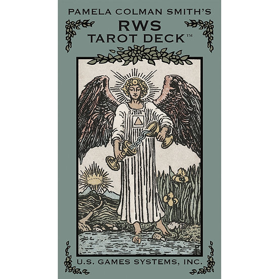 Pamela Colman Smith's RWS Tarot 塔羅牌