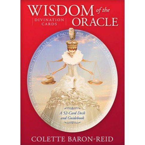 Wisdom of the Oracle 神諭牌