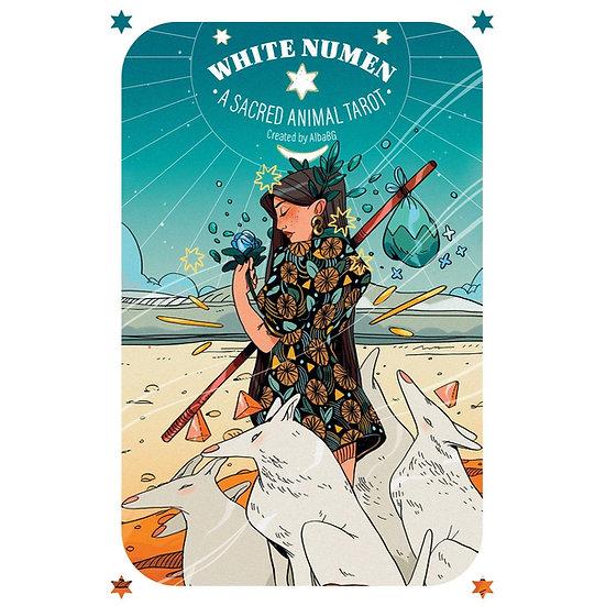 White Numen Tarot 塔羅牌