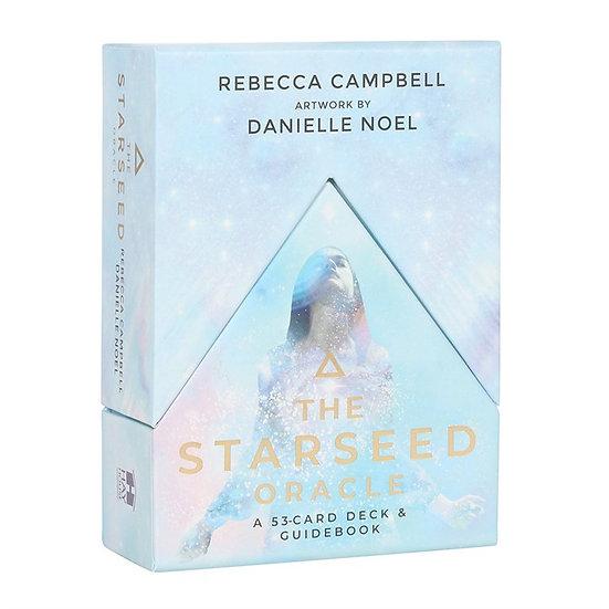 The Starseed Oracle 神諭牌