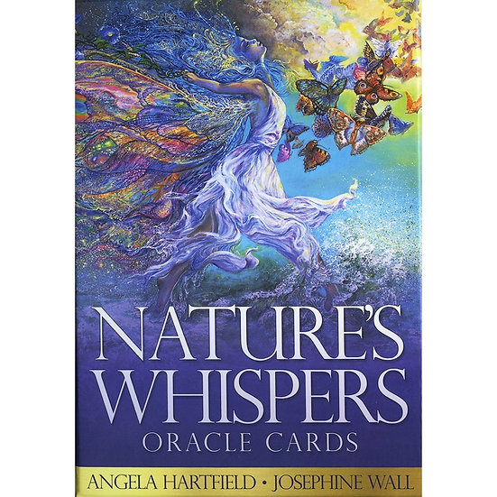 Nature's Whispers Oracle 神諭牌