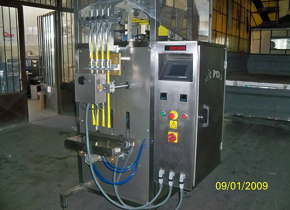 Stick Aroma Paketleme Makinesi