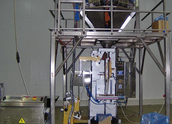 5 ve 10 Kiloluk Dikey Terazili Paketleme Makinesi