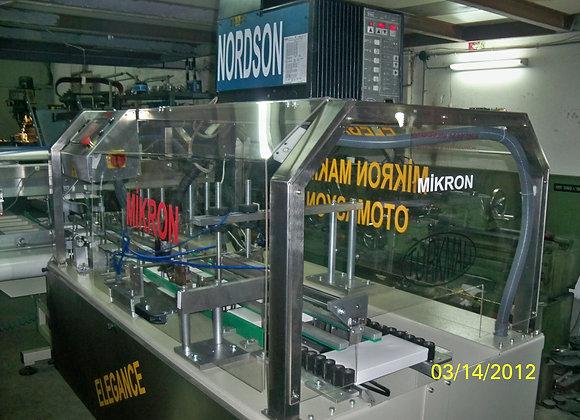 Lokum Kutulama Makinesi