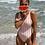 Thumbnail: Maui Low Back Thong Swimsuit