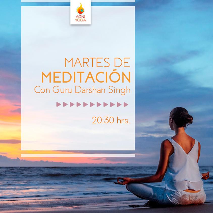 Martes de Meditación