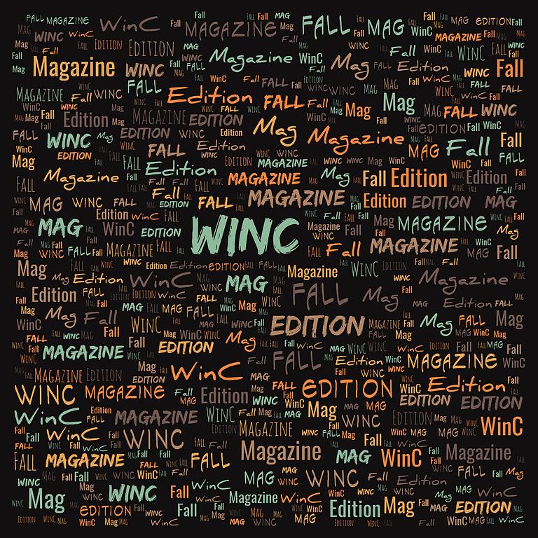 WinC Magazine Fall Edition Open Call