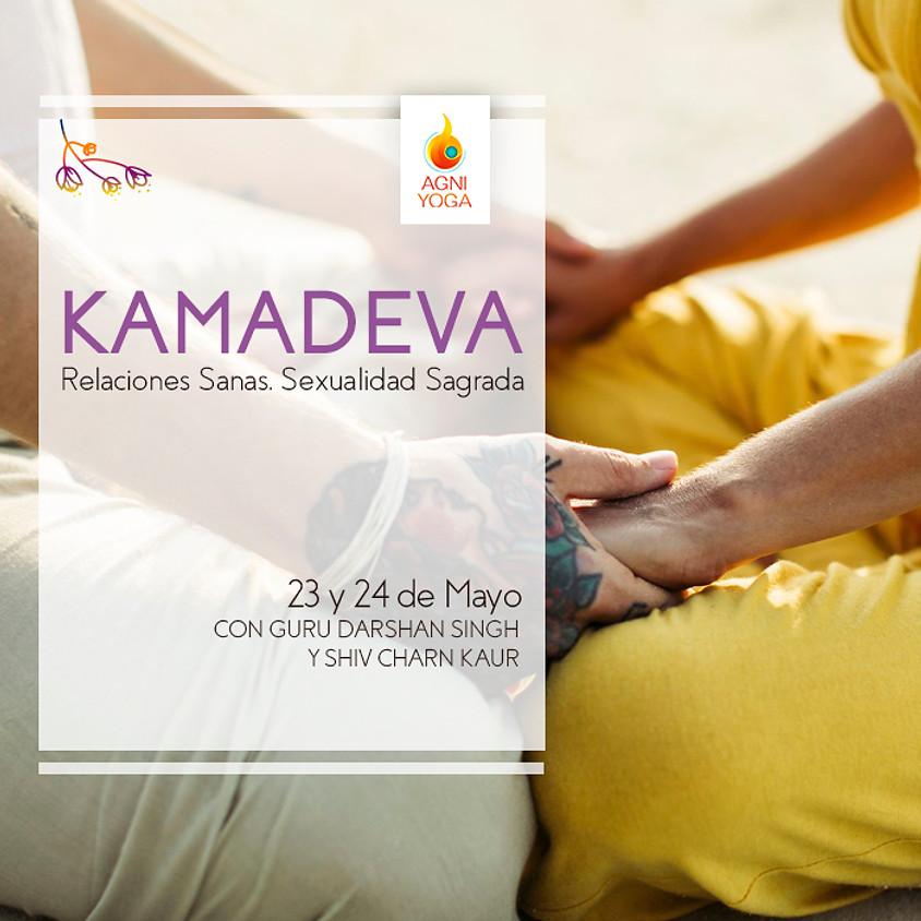 Taller Kamadeva: Relaciones Sanas, Sexualidad Sagrada