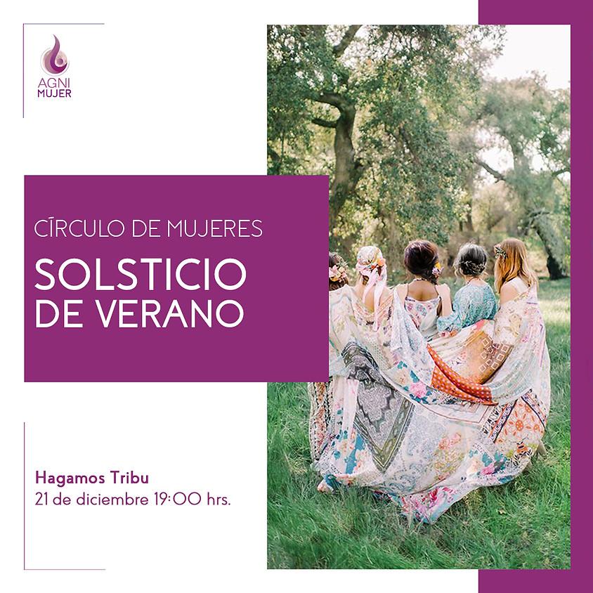 Círculo de Mujeres: Solsticio de Verano