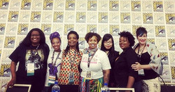 Women of Color in Comics Panel SDCC 2019