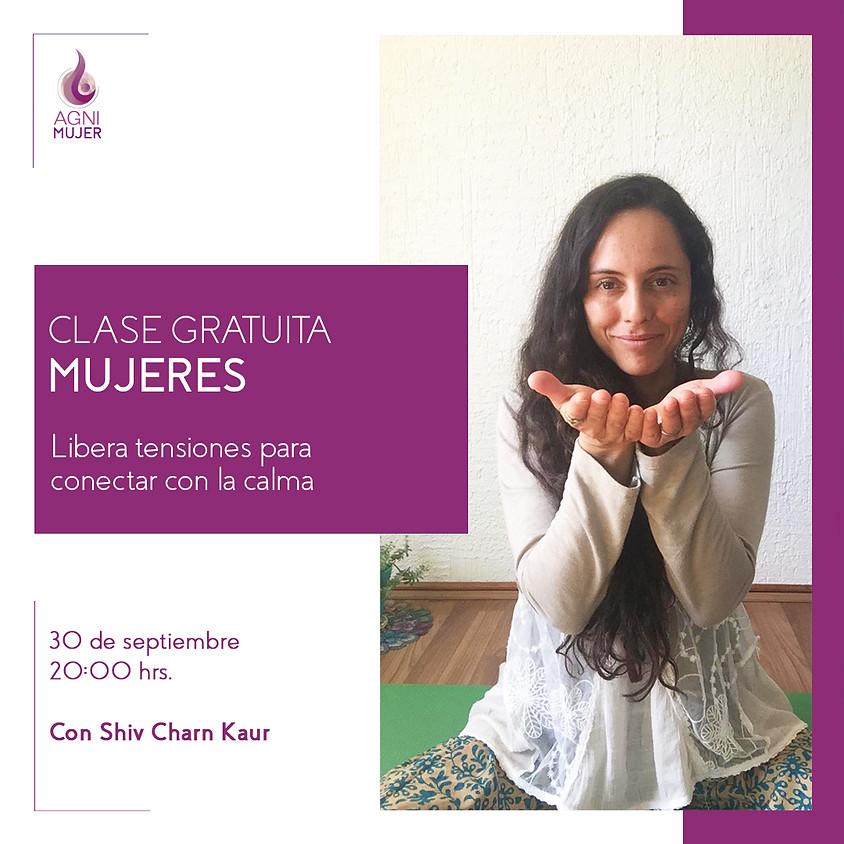 Clase Gratis Yoga Mujer
