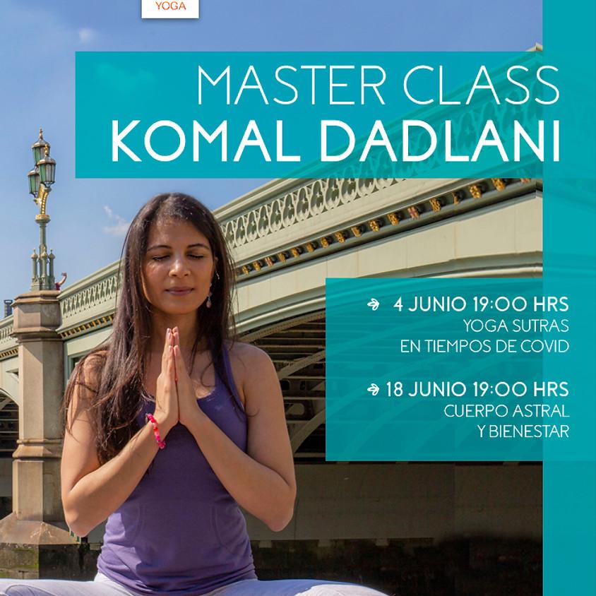 Master Class: El Cuerpo Astral & Bienestar