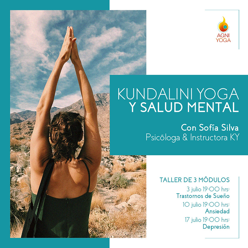 Kundalini Yoga & Salud Mental