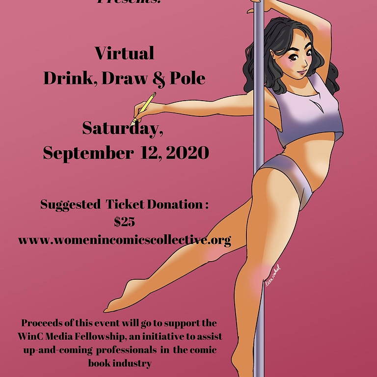 Drink, Draw & Pole