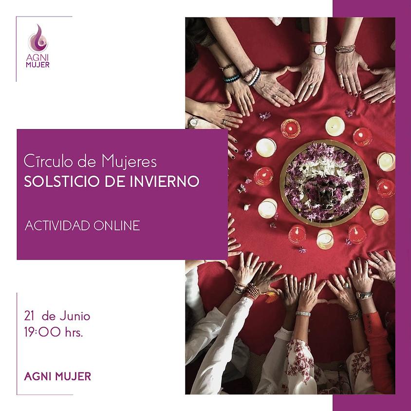 Círculo de Mujeres Solsticio de Invierno