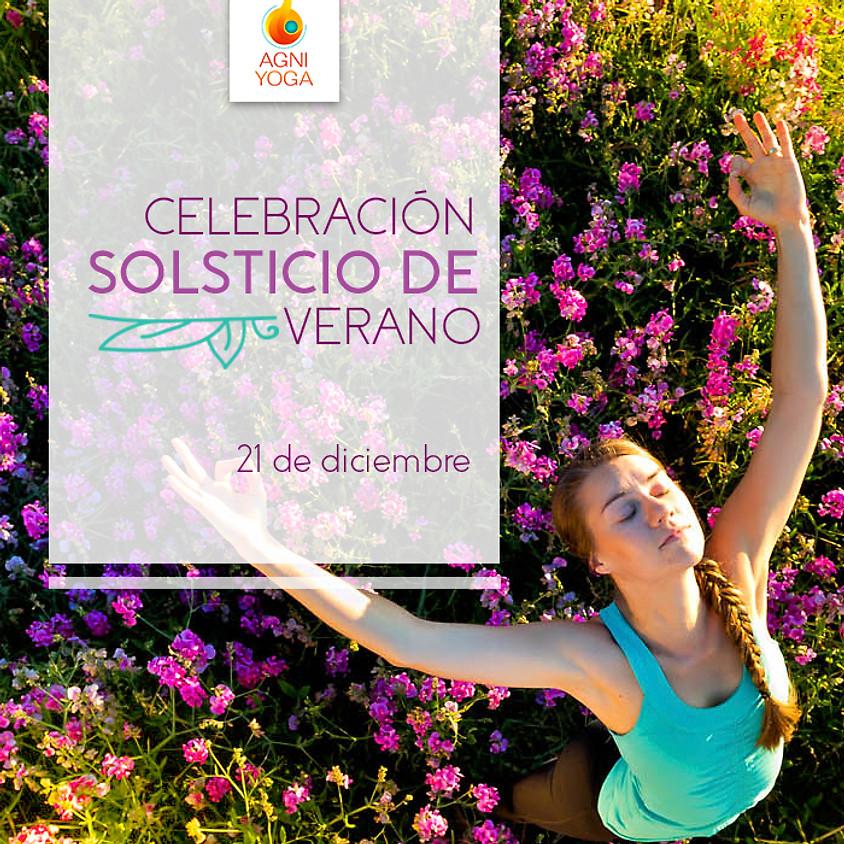 Celebración Solsticio de Verano