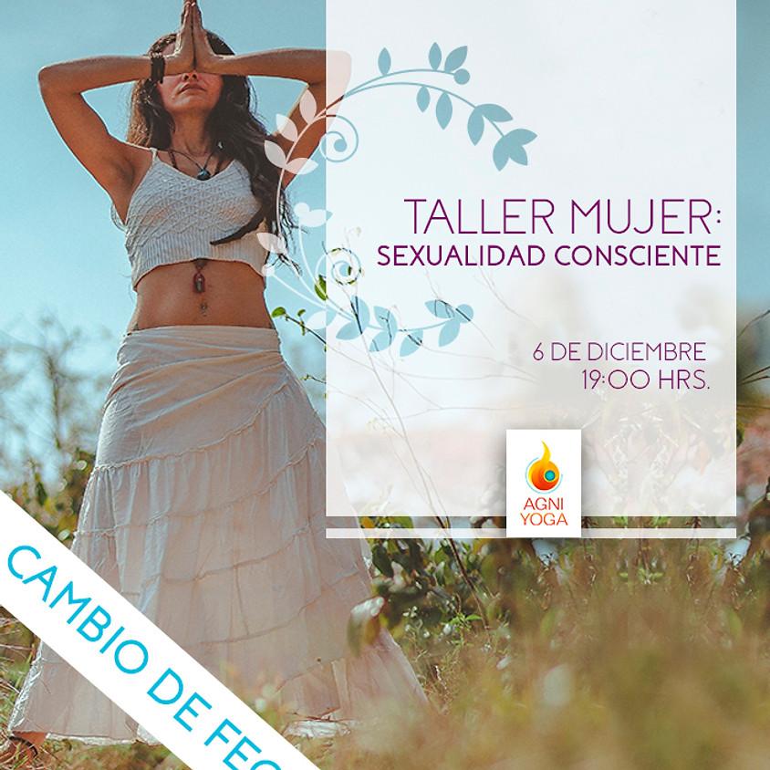Taller Mujer Sexualidad Consciente