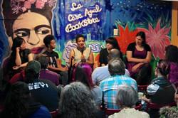 Sheroes Art Show at La Casa Azul Bookstore 2015