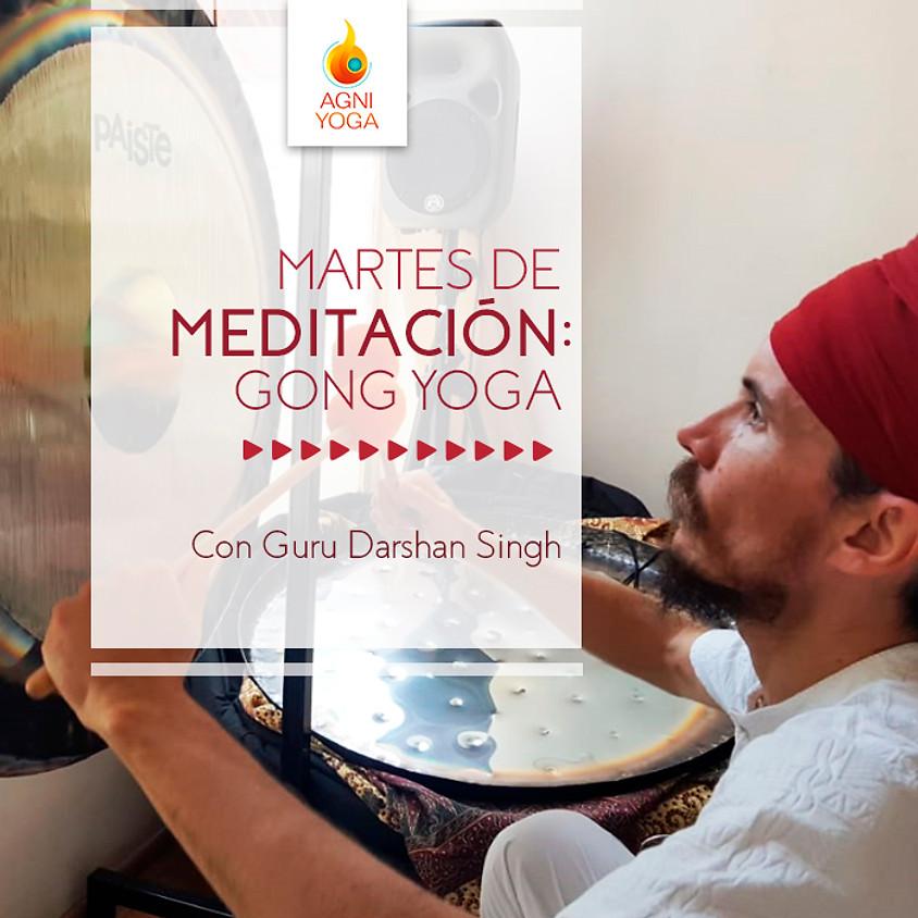 Meditación Martes: Gong Yoga