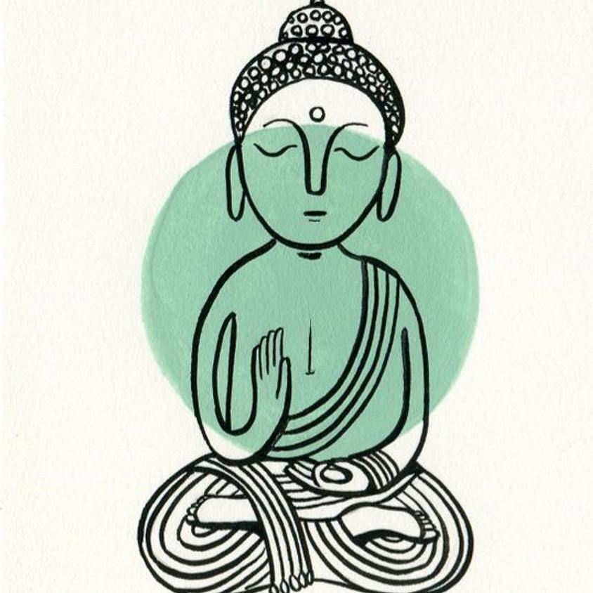 Meditación Martes: Pauri 25 del Japji Sahib, con mudra.