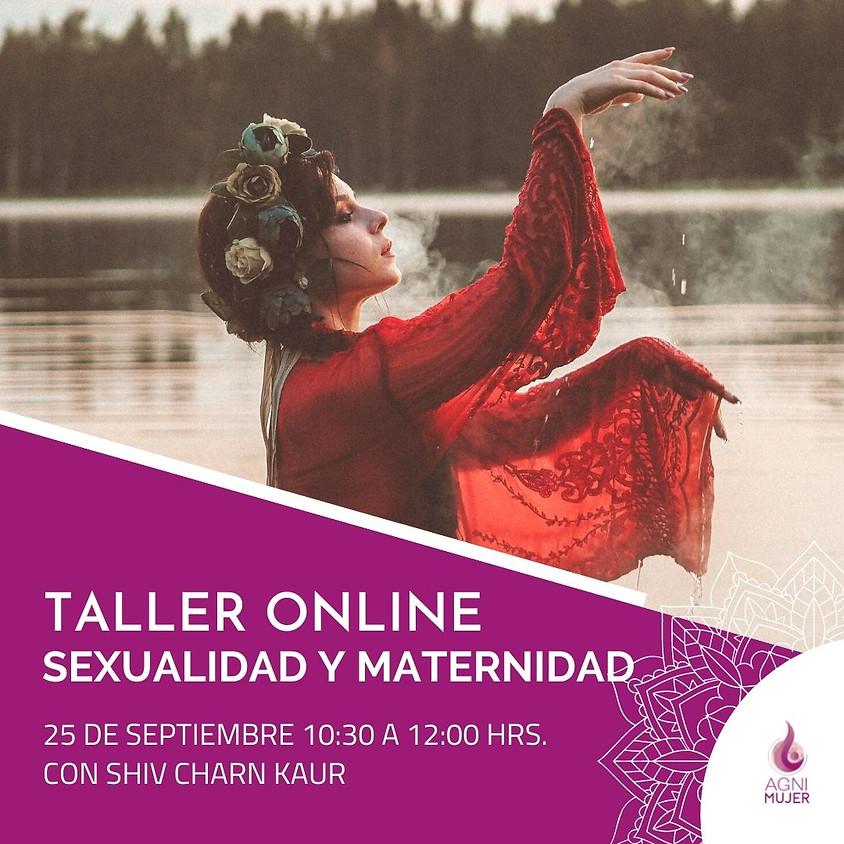 Taller Online: Sexualidad en la Maternidad