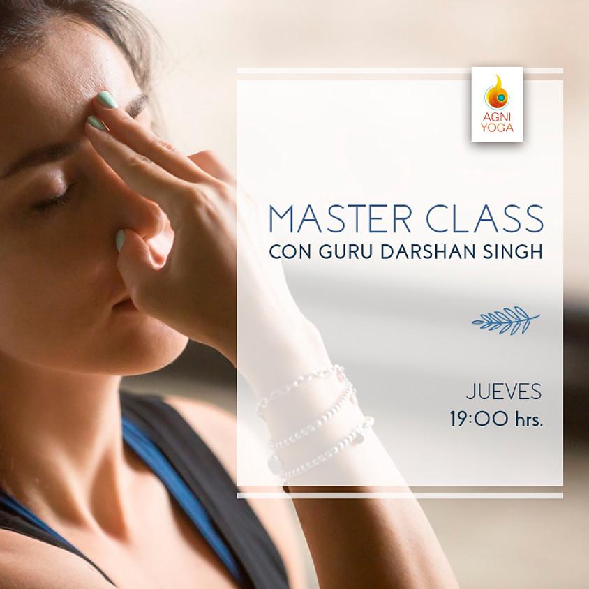 Master Class:  Sacando el enojo