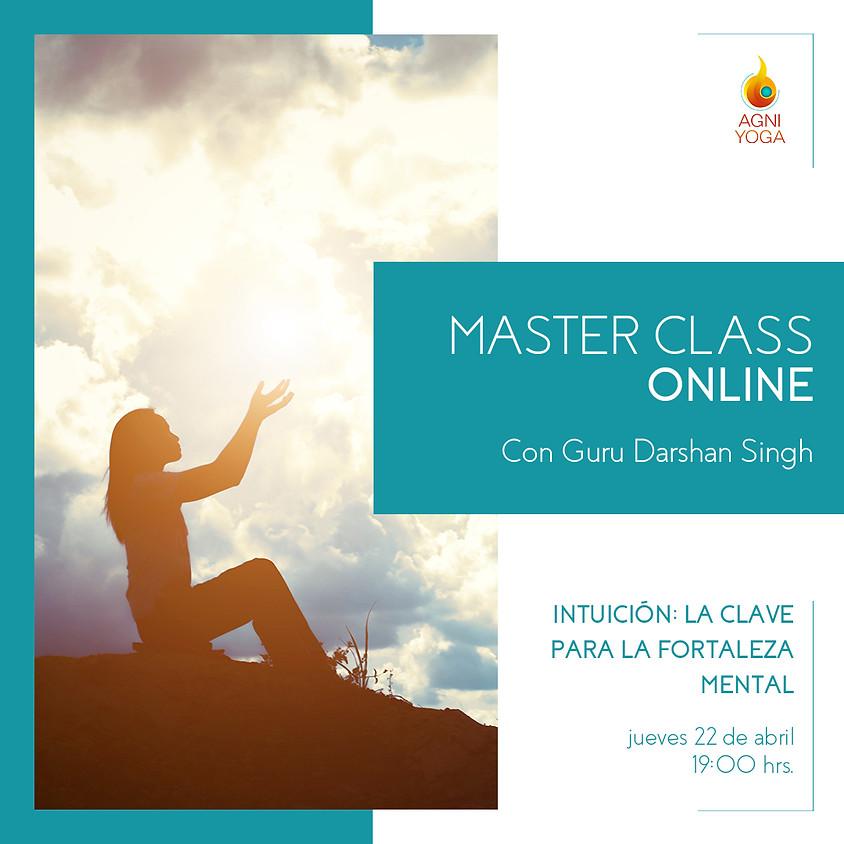 Master Class, Intuición: La clave para la fortaleza mental