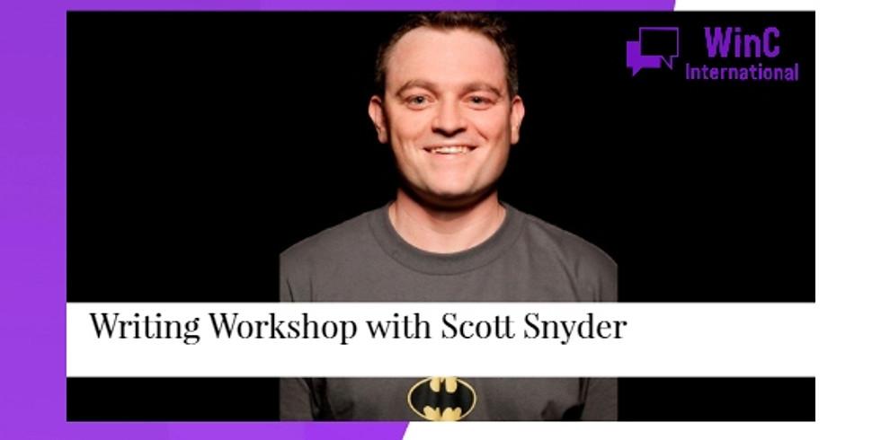 Writing Workshop with Scott Snyder