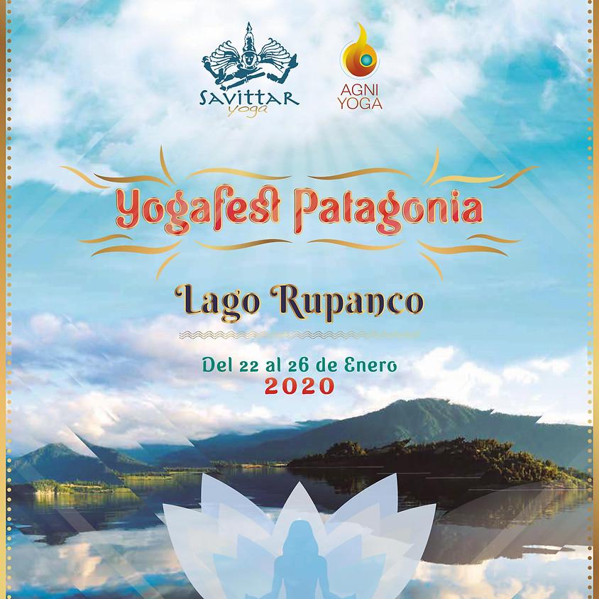 Yoga Fest Patagonia 2020