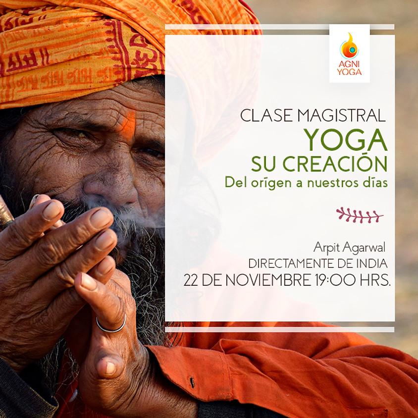 Master Class El Yoga y su Creación