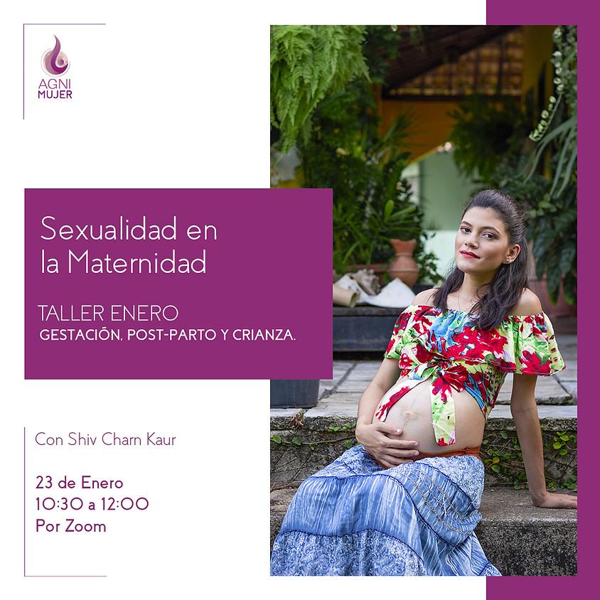 Taller Online Maternidad: Sexualidad en la maternidad (1)