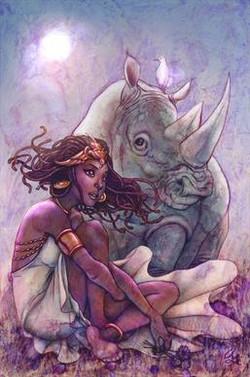 Unicorn by Alice Meichi Li