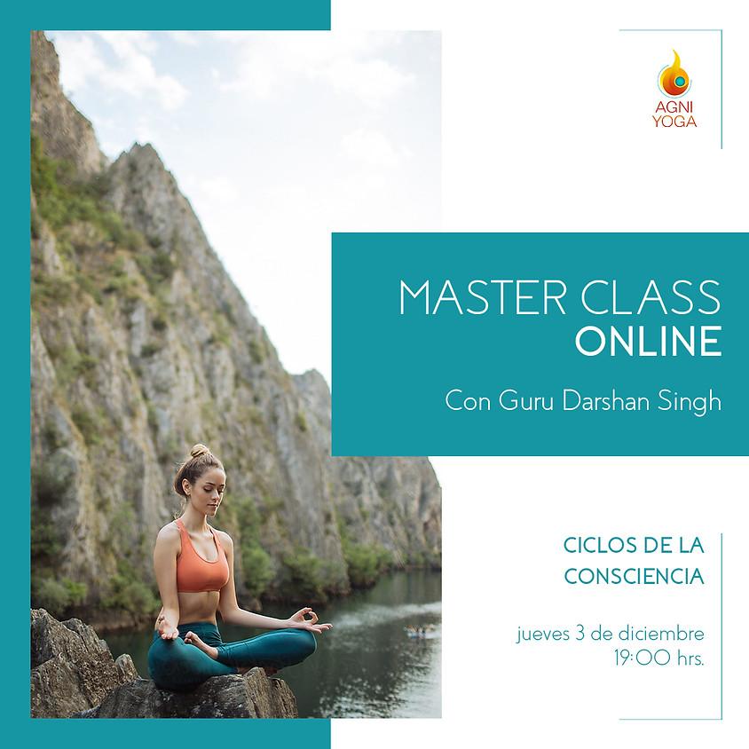 Master Class: Ciclos de la Conciencia