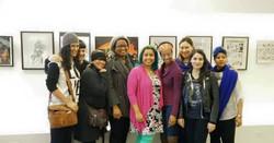 Latinas in Comics Panel 2015