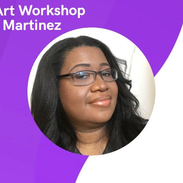 Art Workshop with Alitha E. Martinez