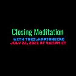 Closing Meditation