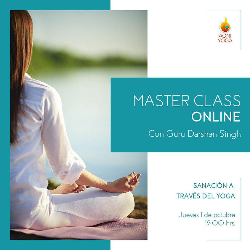 Master Class: Annamaya Kosha - La envoltura del cuerpo