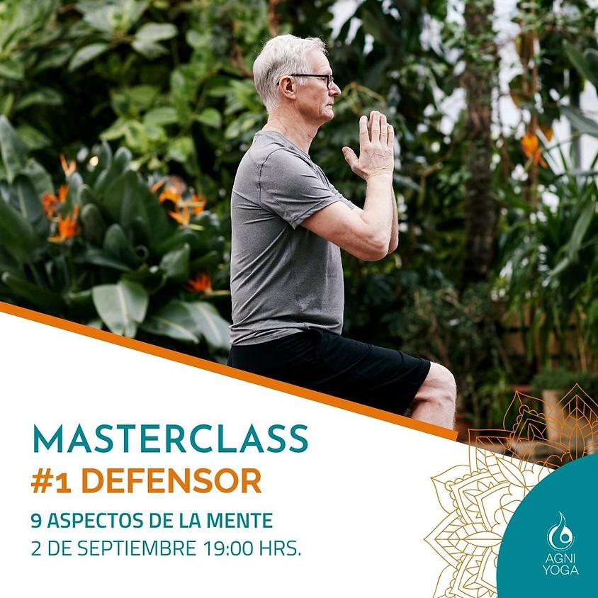Masterclass: #1 defensor