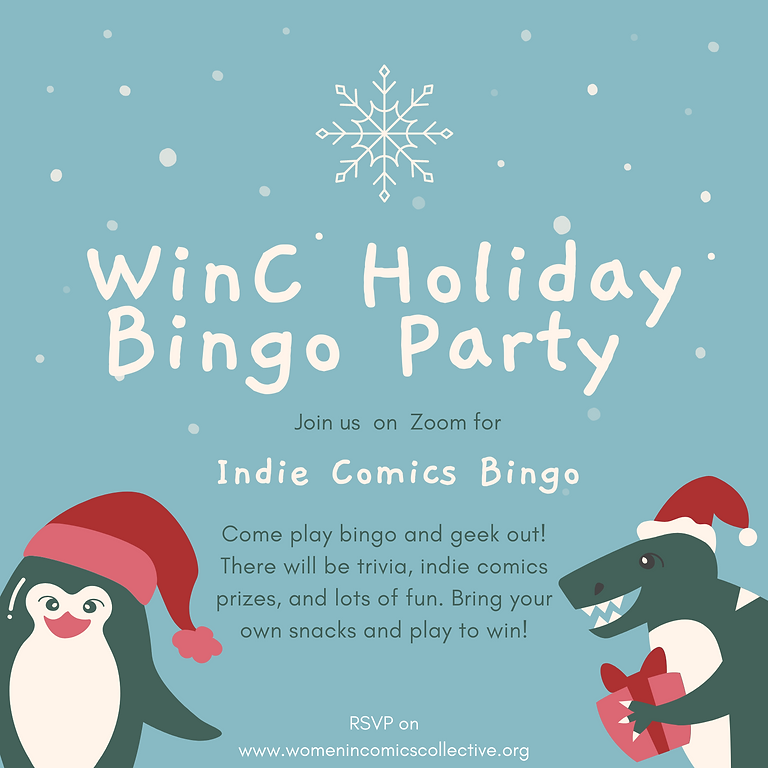 WinC Holiday Bingo Party