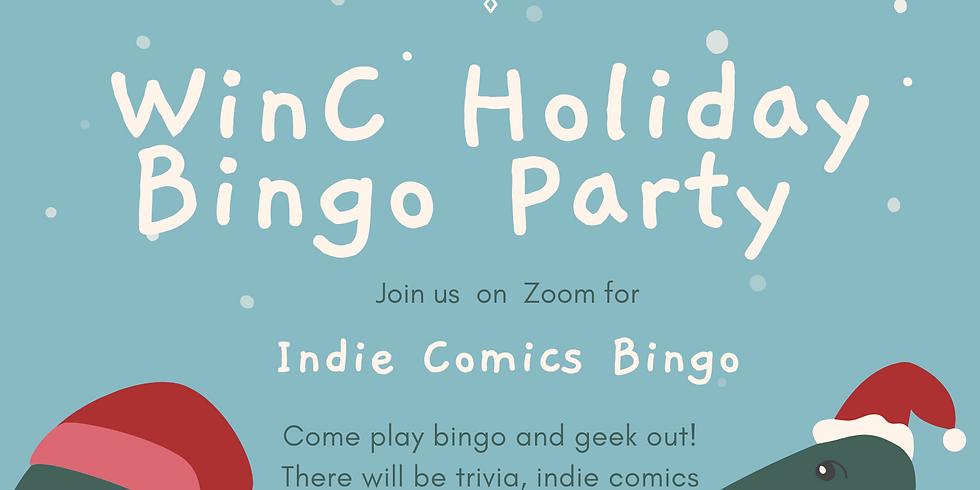 WinC Holiday Bingo Party