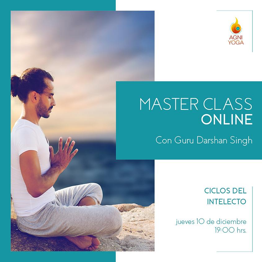 Master Class: Ciclos del Intelecto