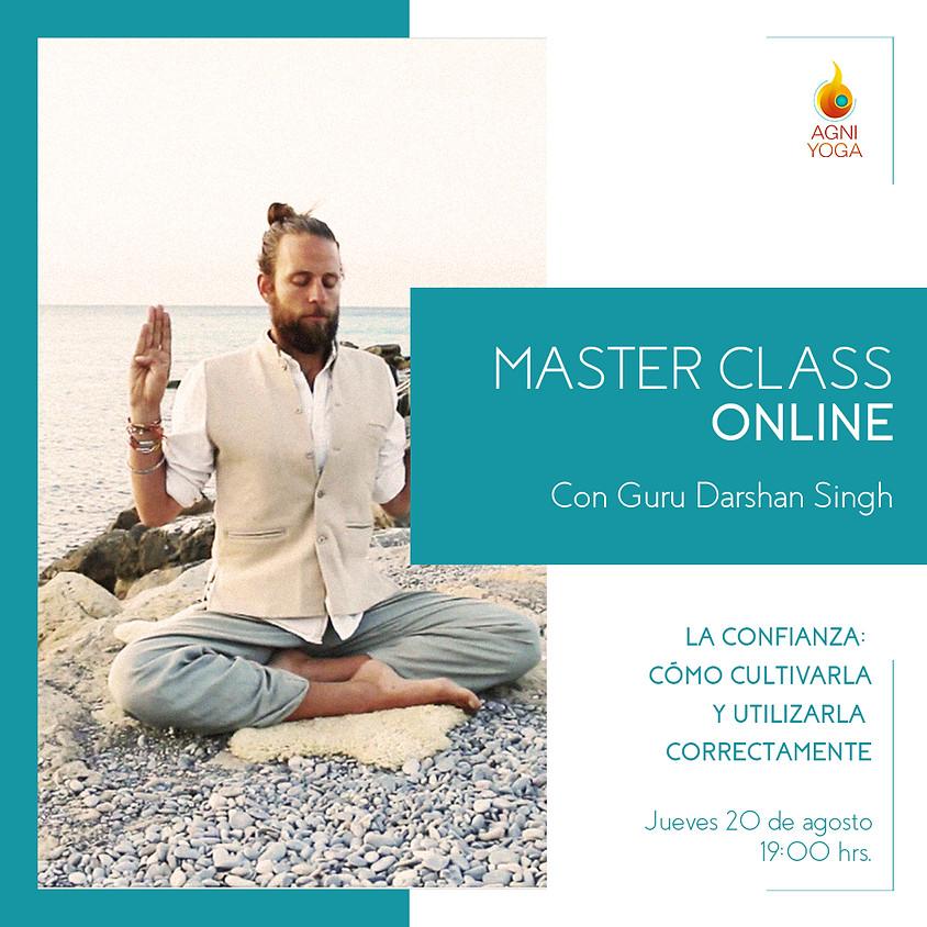 Master Class: La confianza, como cultivarla y utilizarla