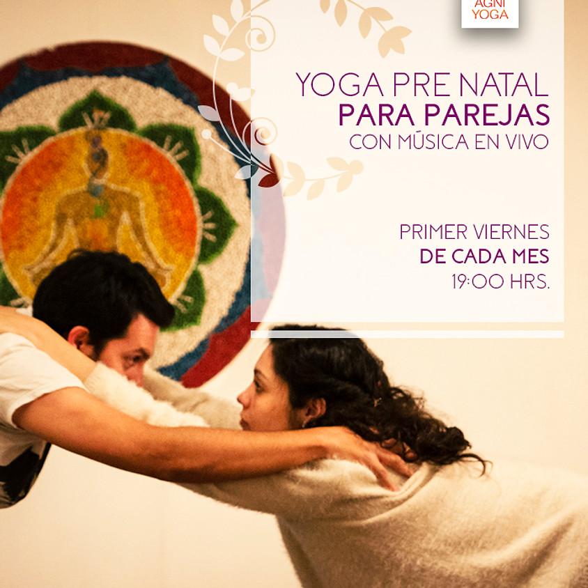 Yoga Pre Natal para Parejas