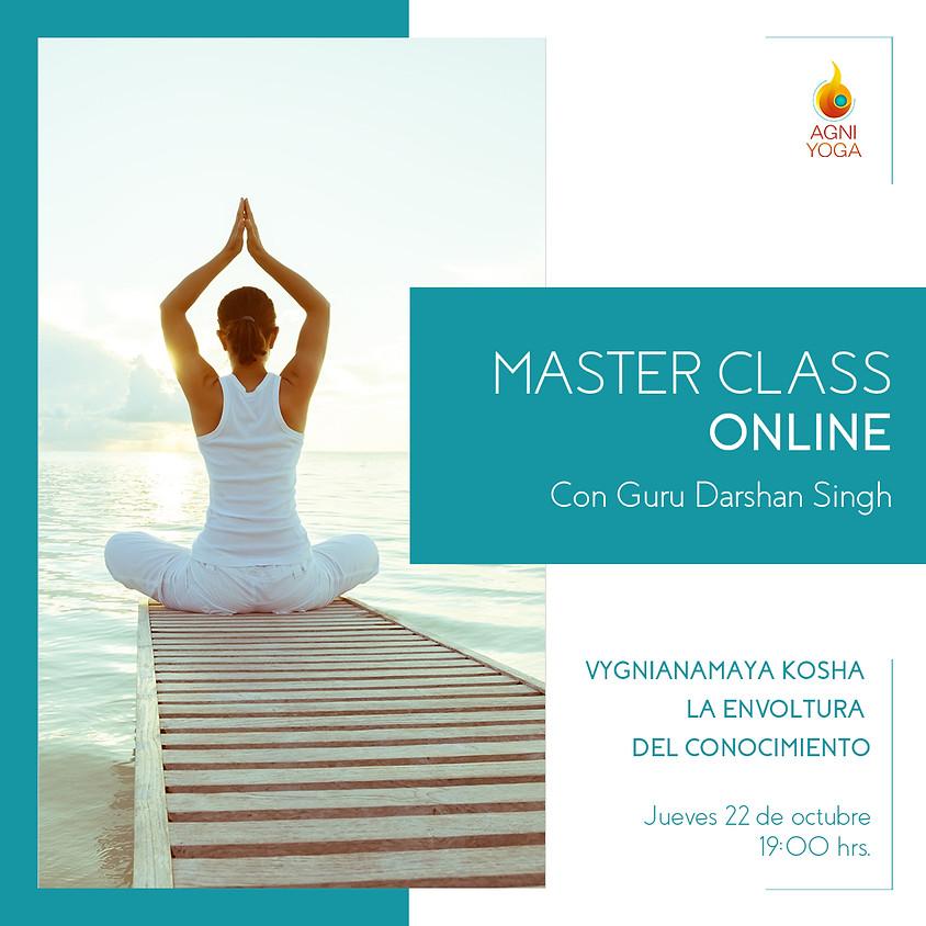 Master Class: Vygnianamaya Kosha - La envoltura del conocimiento