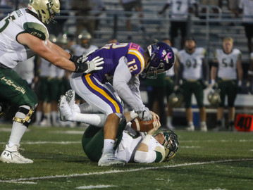 Eli Mencer Continues to Dominate for UAlbany's Defense
