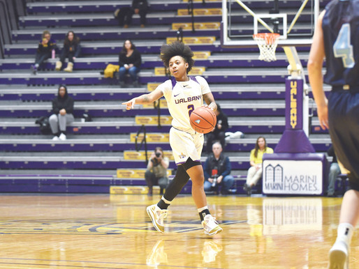 UAlbany Women's Basketball Falls to Maine